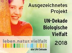 UN-Dekade Biologische Vielfalt 2018